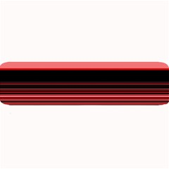 Abstract Of Red Horizontal Lines Large Bar Mats