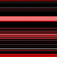 Abstract Of Red Horizontal Lines Magic Photo Cubes