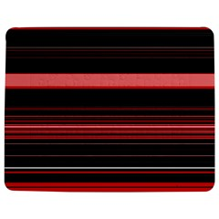 Abstract Of Red Horizontal Lines Jigsaw Puzzle Photo Stand (Rectangular)