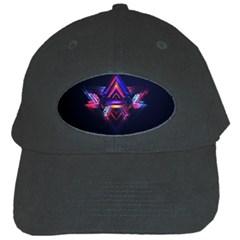 Abstract Desktop Backgrounds Black Cap
