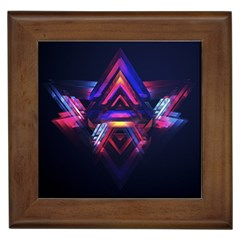 Abstract Desktop Backgrounds Framed Tiles
