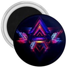 Abstract Desktop Backgrounds 3  Magnets