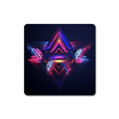 Abstract Desktop Backgrounds Square Magnet