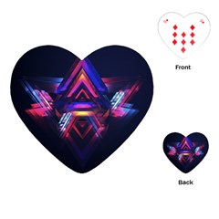 Abstract Desktop Backgrounds Playing Cards (heart)