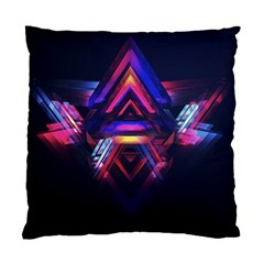 Abstract Desktop Backgrounds Standard Cushion Case (one Side)