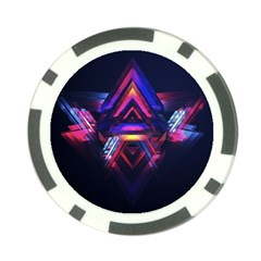 Abstract Desktop Backgrounds Poker Chip Card Guard (10 Pack)