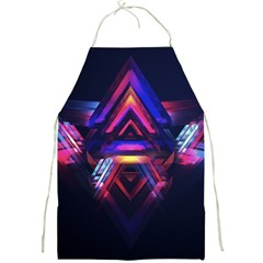 Abstract Desktop Backgrounds Full Print Aprons