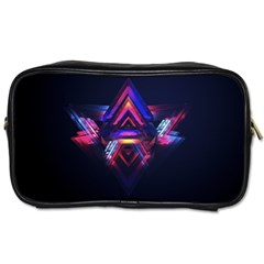 Abstract Desktop Backgrounds Toiletries Bags