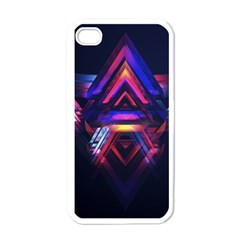 Abstract Desktop Backgrounds Apple Iphone 4 Case (white)