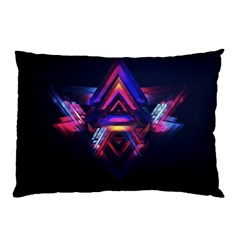 Abstract Desktop Backgrounds Pillow Case (two Sides)