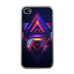 Abstract Desktop Backgrounds Apple Iphone 4 Case (clear)