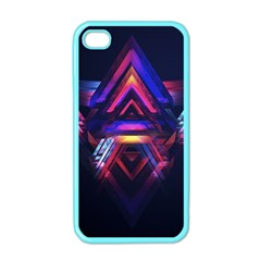 Abstract Desktop Backgrounds Apple Iphone 4 Case (color)