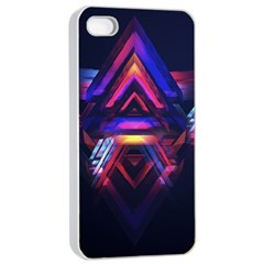 Abstract Desktop Backgrounds Apple Iphone 4/4s Seamless Case (white)