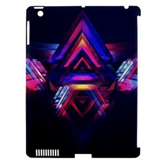 Abstract Desktop Backgrounds Apple Ipad 3/4 Hardshell Case (compatible With Smart Cover)