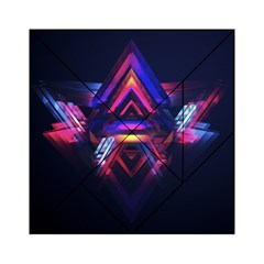 Abstract Desktop Backgrounds Acrylic Tangram Puzzle (6  X 6 )