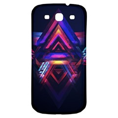 Abstract Desktop Backgrounds Samsung Galaxy S3 S Iii Classic Hardshell Back Case