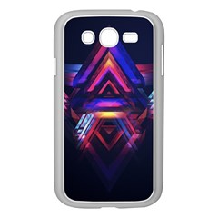 Abstract Desktop Backgrounds Samsung Galaxy Grand DUOS I9082 Case (White)
