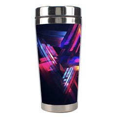 Abstract Desktop Backgrounds Stainless Steel Travel Tumblers