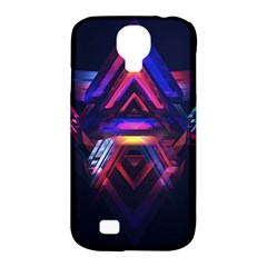 Abstract Desktop Backgrounds Samsung Galaxy S4 Classic Hardshell Case (pc+silicone)