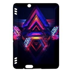 Abstract Desktop Backgrounds Kindle Fire Hdx Hardshell Case
