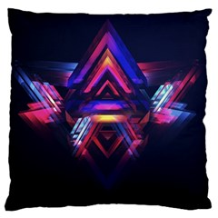 Abstract Desktop Backgrounds Standard Flano Cushion Case (one Side)