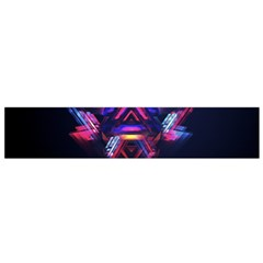 Abstract Desktop Backgrounds Flano Scarf (small)