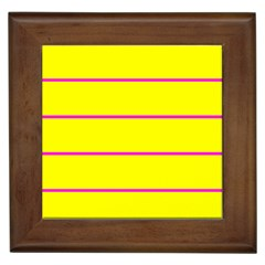 Background Image Horizontal Lines And Stripes Seamless Tileable Magenta Yellow Framed Tiles