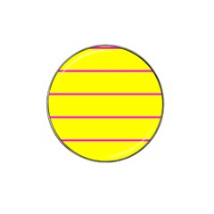 Background Image Horizontal Lines And Stripes Seamless Tileable Magenta Yellow Hat Clip Ball Marker
