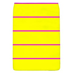 Background Image Horizontal Lines And Stripes Seamless Tileable Magenta Yellow Flap Covers (l)