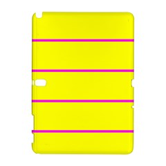 Background Image Horizontal Lines And Stripes Seamless Tileable Magenta Yellow Galaxy Note 1