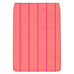 Background Image Vertical Lines And Stripes Seamless Tileable Deep Pink Salmon Flap Covers (l)