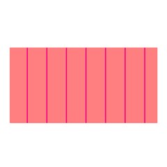 Background Image Vertical Lines And Stripes Seamless Tileable Deep Pink Salmon Satin Wrap