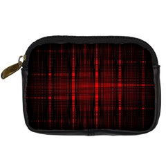 Black And Red Backgrounds Digital Camera Cases