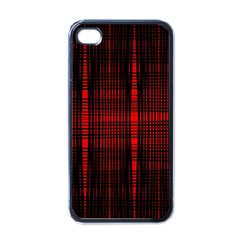 Black And Red Backgrounds Apple Iphone 4 Case (black)
