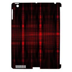 Black And Red Backgrounds Apple Ipad 3/4 Hardshell Case (compatible With Smart Cover)