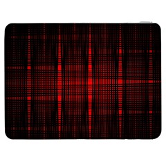 Black And Red Backgrounds Samsung Galaxy Tab 7  P1000 Flip Case