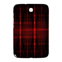 Black And Red Backgrounds Samsung Galaxy Note 8 0 N5100 Hardshell Case