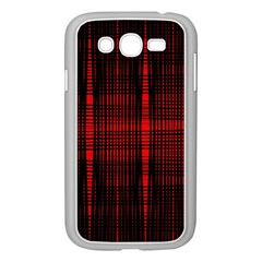 Black And Red Backgrounds Samsung Galaxy Grand Duos I9082 Case (white)