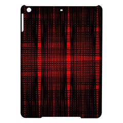 Black And Red Backgrounds Ipad Air Hardshell Cases