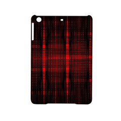 Black And Red Backgrounds Ipad Mini 2 Hardshell Cases