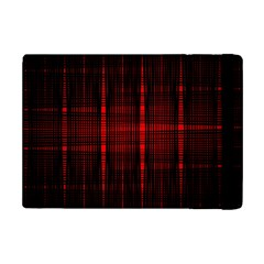 Black And Red Backgrounds iPad Mini 2 Flip Cases