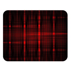 Black And Red Backgrounds Double Sided Flano Blanket (large)