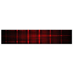 Black And Red Backgrounds Flano Scarf (small)