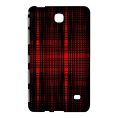 Black And Red Backgrounds Samsung Galaxy Tab 4 (8 ) Hardshell Case