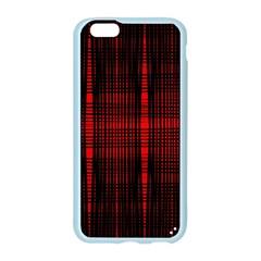 Black And Red Backgrounds Apple Seamless iPhone 6/6S Case (Color)