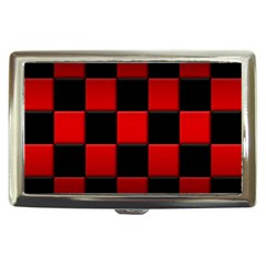 Black And Red Backgrounds Cigarette Money Cases