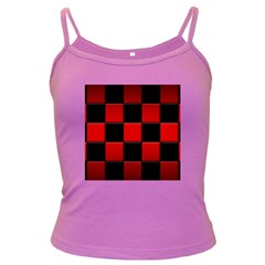 Black And Red Backgrounds Dark Spaghetti Tank