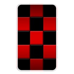 Black And Red Backgrounds Memory Card Reader