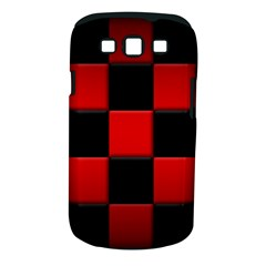 Black And Red Backgrounds Samsung Galaxy S Iii Classic Hardshell Case (pc+silicone)