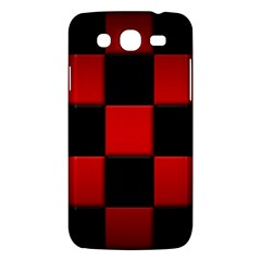 Black And Red Backgrounds Samsung Galaxy Mega 5 8 I9152 Hardshell Case